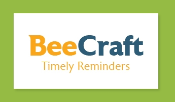 Bee Craft Timely Reminder 8th  January 2020