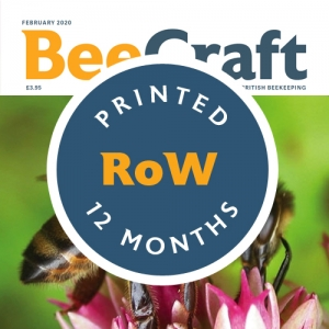 Bee Craft Worldwide Printed Subscription | 12 months
