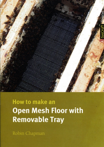 How to make an Open Mesh Floor with Removable Tray