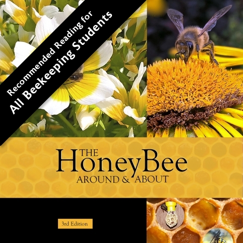 The Honey Bee Around and About - 3rd Edition