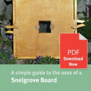 A Simple Guide to the uses of a Snelgrove Board - Bee Craft Digital Download Booklet