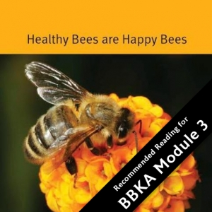 Healthy Bees are Happy Bees