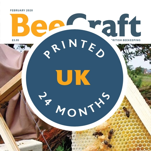 Bee Craft UK Printed Subscription | 24 months