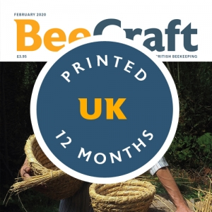 Bee Craft UK Printed Subscription | 12 months